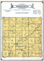 Springfield Township, Cottonwood County 1926
